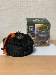 アルミケトル ハック 2887 800ml アウトドア用品、キャンプ用品