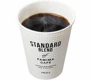 "[5 pieces] Familymart ""Famimi Cafe Blend S Voucher"" (11/8 period) URL notification"