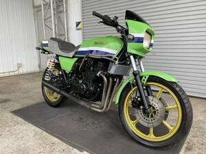Z1000R2(KZT00R) 14903 KAWASAKI 程度良好!エンジン実働!吹け上がり良好!/輸入新規.国内未登録/愛知県豊橋市/E31001-3-AB2Z