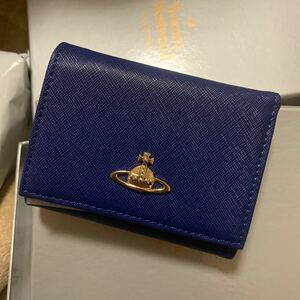 ヴィヴィアンウエストウッド Vivienne Westwood 三つ折り財布 コインケース