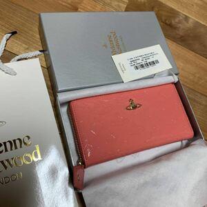 Vivienne Westwood ヴィヴィアンウエストウッド 長財布レディース レディース財布 ラウンドファスナー