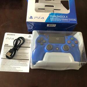 ワイヤレスコントローラー PS4 DUALSHOCK4 デュアルショック4 説明書 SONY