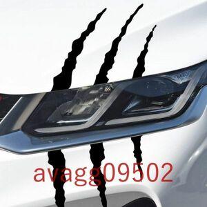 avA83:ユニバーサル汎用 オート ヘッド ライト クロー ストライプ BMW E60 フォード フォーカス 2クーガ マツダ 3cx-5 ワーゲン