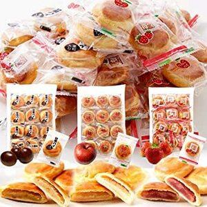 天然生活 プチパイ 3種 36個(各12個×3種) お徳用 りんご いちご 甘栗 どっさり 個包装 まん