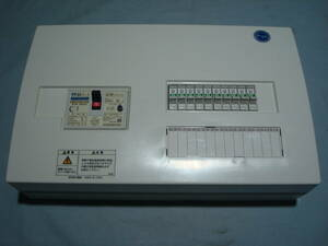 河村電器産業株式会社・住宅用分電盤 DK40A-102EZ(OEM:EN4102)enステ-ションELほぼ新品・未使用・中古品扱い