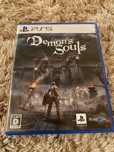 【PS5】 Demon's Souls