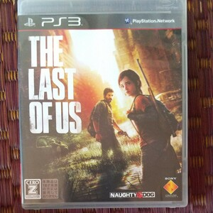 THE LAST OF US ラストオブアス PS3