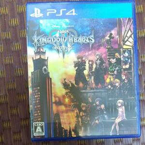 キングダムハーツ3 KINGDOM HEARTS Ⅲ PS4ソフト