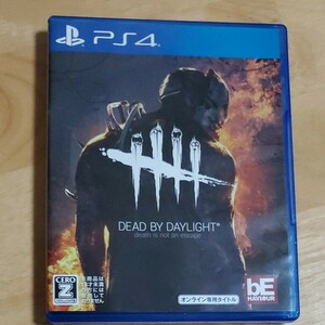 【PS4】 Dead by Daylight [通常版] PS4