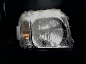 アクティ GBD-HH5 右ヘッドライト NH578 33101-S3A-N01 SDX E07Z
