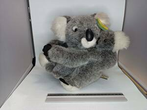 コアラ ぬいぐるみ 親子 オーストラリア Uni-Toys AUSTRALIA 人形 レア 当時物 Koala 動物園 お土産 グッズ 海外