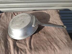 アカオ DON 硬質アルミ フライパン 21cm