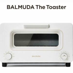 バルミューダ トースター BALMUDA The Toaster スチームトースター K05A-WH ホワイト