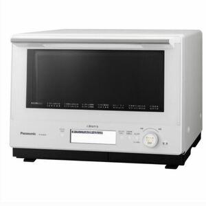 パナソニック スチームオーブンレンジ KuaL Bistro ホワイト NE-BS80E9-W [NEBS80E9W]