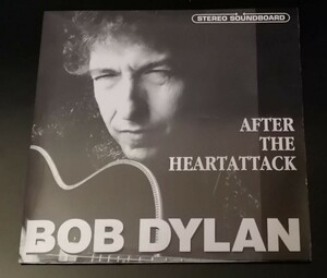 ボブ・ディラン after the heartattack CD