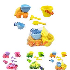 砂場セット 砂遊びおもちゃ 5点砂場セット  収納可能  砂遊び 水遊び 雪遊び お風呂おもちゃ ビーチ 公園や海で大活躍 女の子 男の子