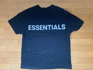 Fear Of God Essentials Boxy Logo Tシャツ