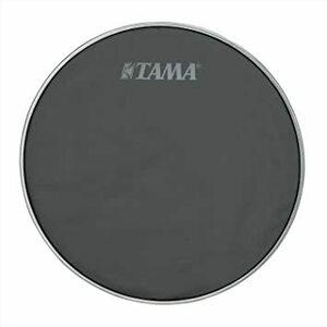 """13 TAMA タマ 自宅での練習に高い消音性を発揮するメッシュヘッド 13""""タム/スネア用 MH13T"""