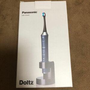 パナソニック Panasonic 電動歯ブラシ EW-DA43-A 青 ドルツ 音波振動歯ブラシ