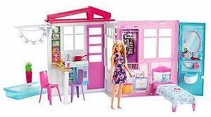 超安値!バービー かわいいピンクのプールハウス (FXG55)YBUL