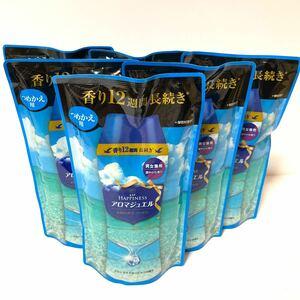 レノアハピネスアロマジュエル ブルーアクアオーシャンの香りつめかえ用 × 6個セット