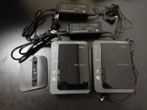 ☆【動作確認済】AtermWR9500N(HPモデル) イーサネットコンバータセット NEC 無線LANルーター PA-WR9500N-HP/E☆