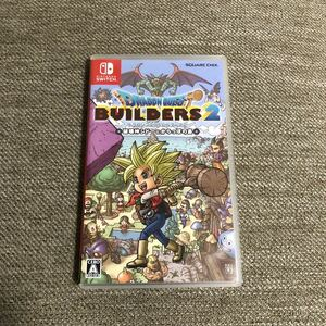 ドラゴンクエストビルダーズ2 ニンテンドースイッチ Nintendo Switch ドラクエ