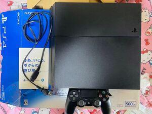 PlayStation4 本体 ps4本体