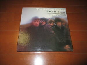 rolling stones / behind the buttons (限定2500BOX直筆サイン入り送料込み!!)
