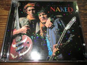 rolling stones / naked+film(2CD+DVD送料込み!!)
