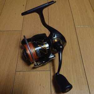 DAIWA ダイワ 13 セルテート 2004CH 美品 トラウト 管釣り