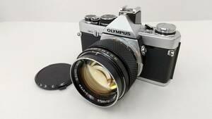 OLYMPUS OM-2N オリンパス AUTO-S 1:1.2 f=55mm 美品 一眼レフ カメラ