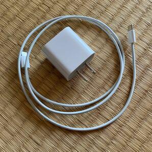 iPhone 18W USB-C電源アダプタ&USB-Cライトニングケーブルセット
