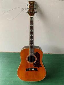 Morris モーリス MG-60アコースティックギター