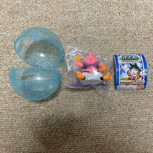 新品 DTFC 魔人ブウ スマホスタンド BANDAI ドラゴンボールZ デスクトップフィギュアコレクション ガシャポン バンダイ 人形 孫悟空 玩具