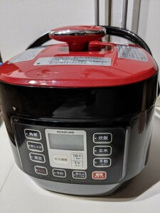 KOIZUMI マイコン電気圧力鍋