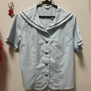 制服 高校 セーラー服 夏服 半袖シャツ