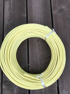 VVF1.6×2C黄色50m◇電線ケーブル◇配線器具◇電気工事士◇電線ケーブル