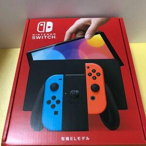 Nintendo Switch 有機ELモデル 中古品 ネオン  ニンテンドースイッチ 任天堂スイッチ本体