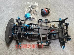 タミヤ M08オプション多数モーターオマケ付き タミヤ