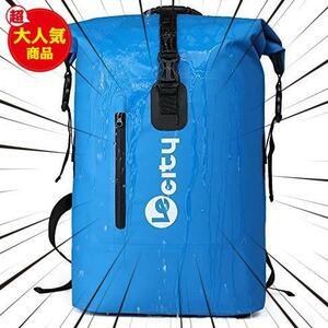 ★色:ブルー★ (ビロシー)VILOCYリュック バックパック ザック アウトドアバッグ 防水 大容量 35L 登山 キャンプ 旅行