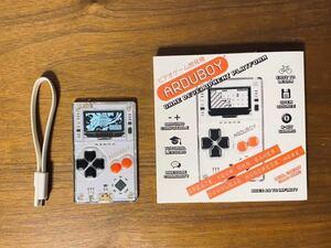 ARDUBOY Arduino 携帯ゲーム機 Arduboy 中古