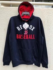 新品 限定 MLB メジャーリーグ ファナティクス fanatics Boston Redsox ボストン レッドソックス スウェットパーカー 野球 パーカ パーカー