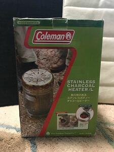 コールマン ステンレスチャコールヒーターL ストーブ キャンプ Coleman コールマン Coleman