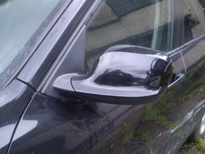 BMW E84 X1 純正ドアミラーASSY 左側 黒 本州送料無料!