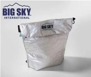 新品 big sky ビッグスカイ BIGSKY  コジー 山と道 ハイパーライトマウンテンギア ゴッサマーギア zpacks 保冷 保冷バッグ