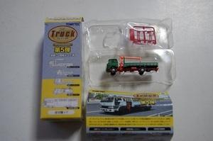 I トミーテック THE Truck コレクション 第5弾 一般営業用 クレーン付平荷台 日野旧型レンジャー Nゲージ