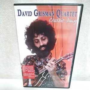 DAVID GRISMAN QUARTET/Classic Dawg 輸入盤DVD デヴィッドグリスマンカルテット