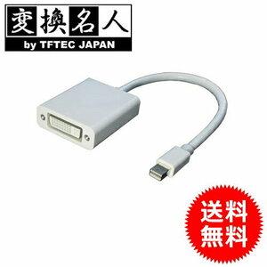 人気 変換名人 ディスプレイ 変換プラグ mini Display Port→DVI 265