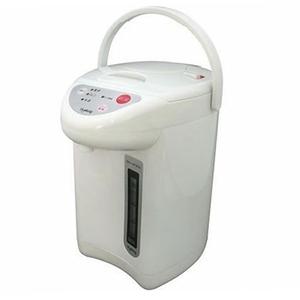 人気 電気ポット 3リットル 大容量 給湯ポット 360度回転底 安全スイッチ 付 87